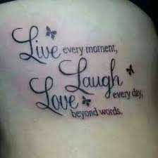 live laugh ideas tatting