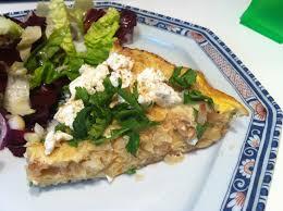 cuisiner le celeri frittata de pomme de terre et de céleri envie de cuisiner