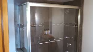 shower door contractors residential glass bud bartons s glass co mary bud barton u0027s glass