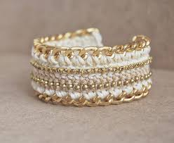 bracelet crochet beads images Collection of crochet bracelets with beads fashion trend jpg