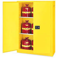 flammable cabinet home depot ul listed flammable storage cabinet storage cabinet with lock home