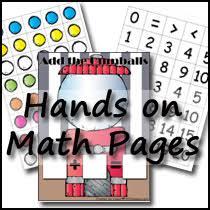3 dinosaurs math activities printables free