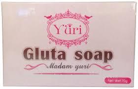 Gluta Soap yuri gluta soap whitening soap by madam yuri skin whiteningay