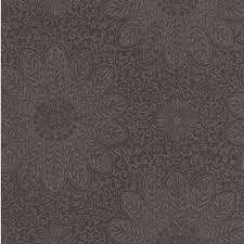 tribe black modern floral scroll wallpaper 301 66952 the home depot
