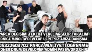 konica minolta hata kodu 0532 2603702 konica minolta hata kodu