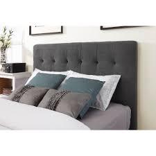 Bedroom Ideas With Gray Headboard Dorel Signature Harper Steel Grey Headboard Available In Full
