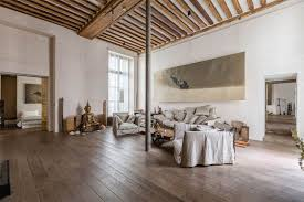 Reinvention Of An Industrial Loft Paris Curbed
