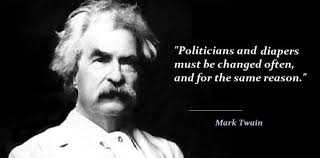 Mark Twain Memes - twain politicians quotes pinterest politicians