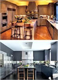 cuisine avant apr鑚 renovation cuisine bois avant apres cuisine en photos cuisine
