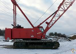 manitowoc 999 operators manual 1989 manitowoc m50w in very good condition crane for in bow new