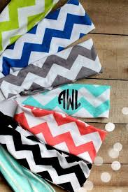 monogram headband 27 best headbands images on headbands monograms and