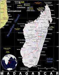 Map Of Madagascar Mg Madagascar Public Domain Maps By Pat The Free Open Source