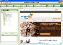 business document templates