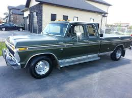 Ford F 100 1976 My 1976 F100 Supercab Ford
