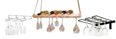 wine glass racks stemware shelves u0026 holders