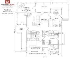 2 Bedroom Log Cabin Floor Plans 100 Cabin Floorplans Cottage Style House Plan 2 Beds 1 00