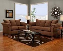 Microfiber Living Room Furniture Sets Foter - Furniture set for living room