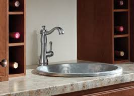 Bathroom Delta Cassidy Faucet High by Delta Faucet 1997lf Cassidy Single Handle Bar Prep Faucet Chrome