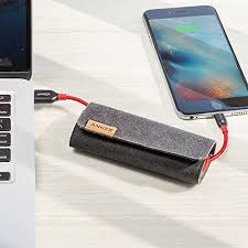 Rugged Lightning Cable Anker Powerline Lightning Cable 6ft Durable And Fast Charging