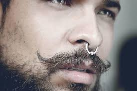 Eyebrow Piercing For Guys What Think Of Piercings The Gentleman S Journal The