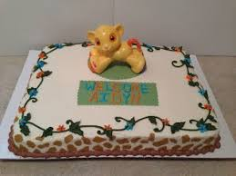 Lion King Baby Shower Cake Ideas - baby shower peace love u0026 sweets