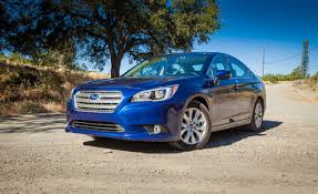 subaru car legacy 2015 subaru legacy 2 5i test u2013 review u2013 car and driver