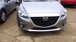 2016 mazda 3 fog light kit 2014 mazda3 signature led daytime running lights youtube