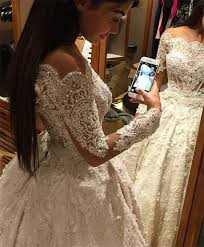 wedding dress makers the extravagant aysha wedding dress everyone is talking about