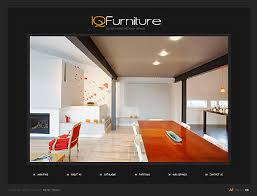 home interior website ideas and exles for web design for fashion and interior design