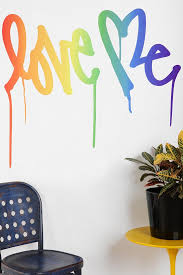 40 best art curtis kulig images on pinterest love me street love me by curtis kulig wall decal urban outfitters graffiti wall