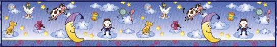 celestial space u0026 nursery rhymes priss prints wall decorations