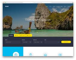 travel web images 30 best free travel website templates 2018 colorlib jpg