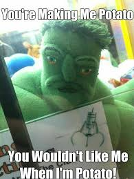 Hulk Smash Meme - hulk smash hulk smash marvel and comic