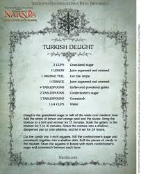 turkish delight recipe from narnia and finally here u0027s cassie u0027s
