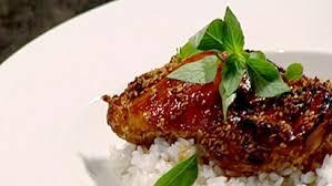 cuisiner haut de cuisse de poulet hauts de cuisse marinés au sésame