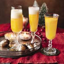my celebration bellini cocktail daily mail