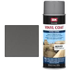 sem m25183 ranger gunmetal grey marine vinyl paint