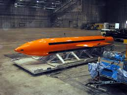 Cost To Build Report How Much The Moab U0027mother Of All Bombs U0027 Costs Business Insider