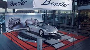 Porsche Boxster Generations - porsche boxster second generation ready for launch in germany