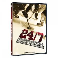 24 7 penguins capitals road to the nhl winter dvd hbo shop