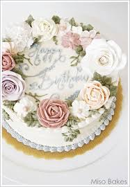birthday flower cake birthday cakes with flowers pictures best 25 birthday cake with