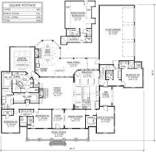 monster floor plans southern house plan 5 bedrooms 4 bath 3851 sq ft plan 91 162