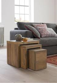 wood nesting coffee table 51 best nesting side tables images on pinterest nesting tables