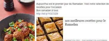 recettes de cuisine marmiton recette du ramadan sur marmiton les internautes s enflamment