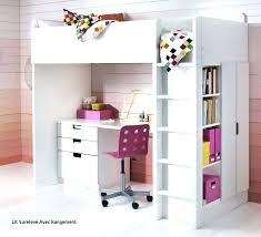 lit mezzanine enfant bureau lit sureleve fly with lit bine mezzanine bine lit bureau junior