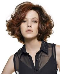 large hair medium length hair with large curls and 2 colors