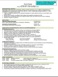 Example Of Mba Resume by Mba Finance Student Resume 2017 2018 Studychacha