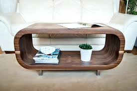 Modern Walnut Coffee Table Coffe Table Walnut Coffee Table Slim Agate Modern Walnut Coffee