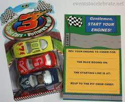 race car birthday invitations u2013 gangcraft net