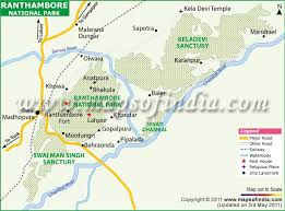 ranthambore national park sawai madhopur rajasthan timings